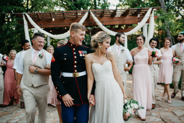 Local venues to give free weddings to military couples
