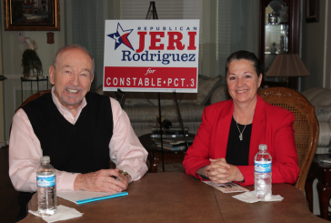Weir: Jeri Rodriguez running for Constable in Precinct 3