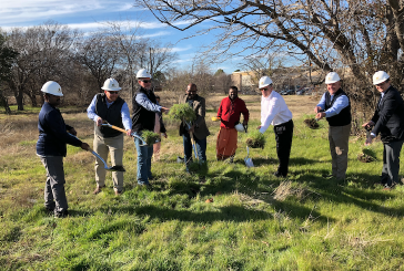 New commercial development breaks ground in Flower Mound