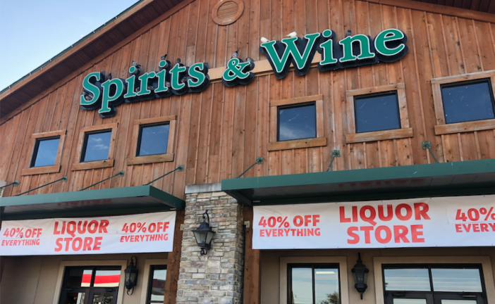 Paradise Liquor store to close for remodeling