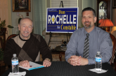 Weir: Dan Rochelle running for constable in Precinct 3