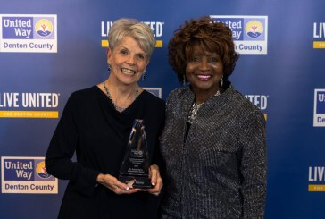 Dancers, awardees shine at annual United Way event