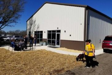 Animal rescue group opens new facility near Argyle