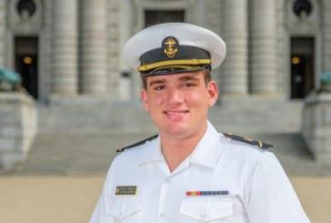 Naval Midshipman from Flower Mound, 21, dies