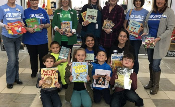 Local United Way receives $17k grant for books