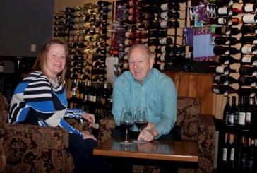 Couple toasts 10 years of tastings