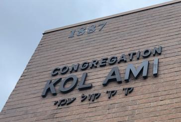 Anti-Semitic graffiti found on local synagogue's playground