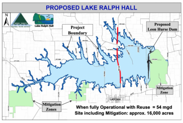Final required permit issued for new reservoir