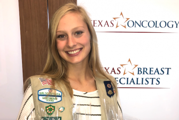 Local Girl Scout earns Gold Award with Caring Note Project