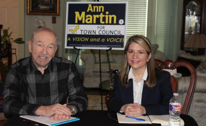 Weir: Ann Martin running for Flower Mound Town Council