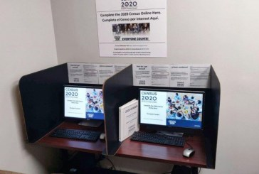 Eads: Computer kiosks help with 2020 Census count