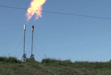 Atmos conducting controlled flaring in Lewisville