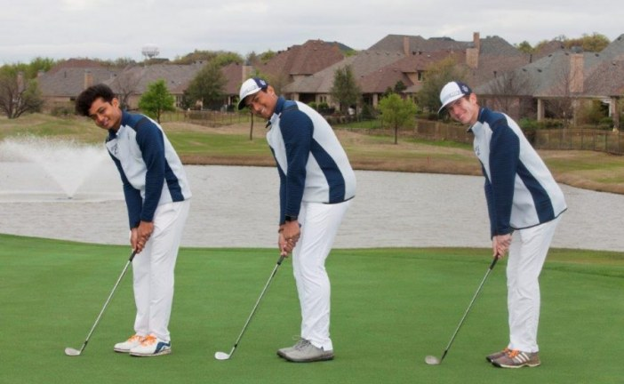 Golf trio shares lifelong link