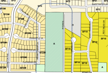 Flower Mound P&Z recommends approval of 30-home subdivision