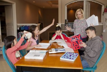 Distance learning got you overwhelmed? Local homeschooling mom shares tips