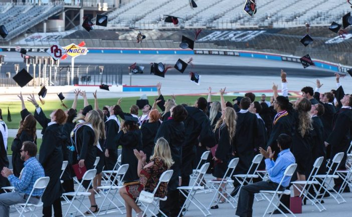 VIDEO: High school commencement ceremonies