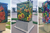 Flower Mound's traffic signal box art contest is back