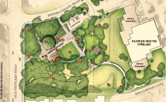Flower Mound Council to consider memorial park plan