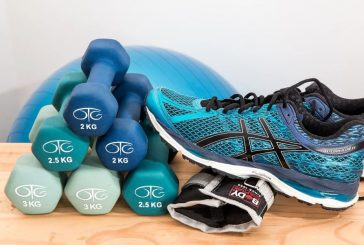 At-home fitness with your family