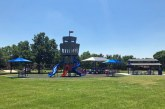 Flower Mound playground upgraded with aviation theme