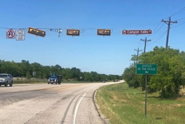 Hwy 377 traffic signal to be activated Wednesday