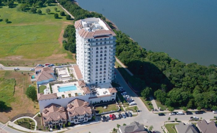 Lakeside Tower opens in Flower Mound