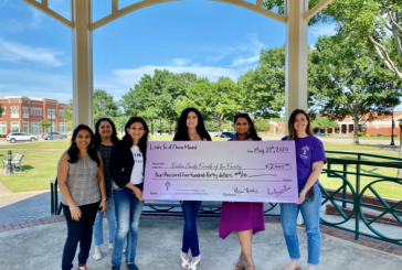Flower Mound group donates event proceeds to domestic violence victims