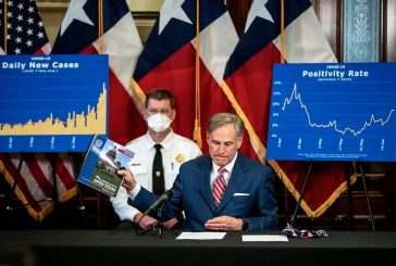 Gov. Greg Abbott orders Texas bars to close again and restaurants to reduce to 50% occupancy as coronavirus spreads