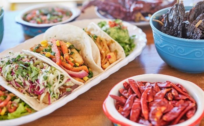 Taco Ocho adds vegetarian and vegan options