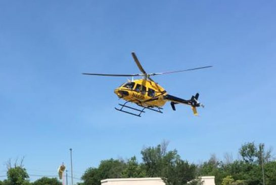 Child airlifted to hospital after horse riding accident in Argyle