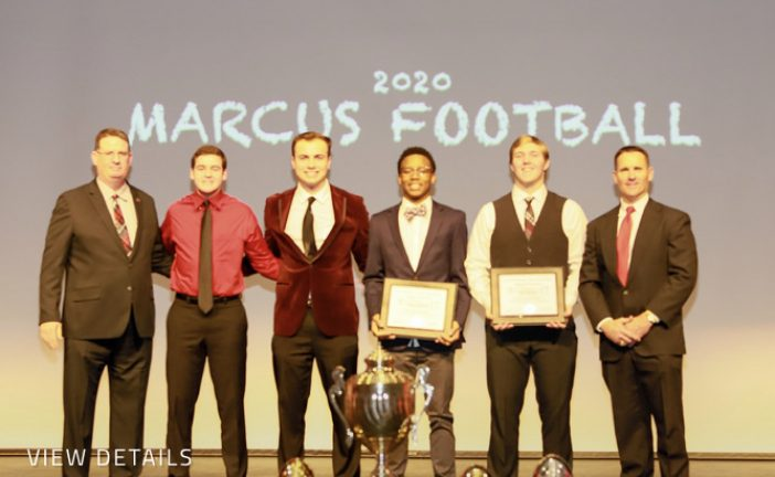 Marauder 17 Foundation awards scholarships to Marcus grads