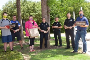 Flower Mound rallies around first responders, healthcare workers