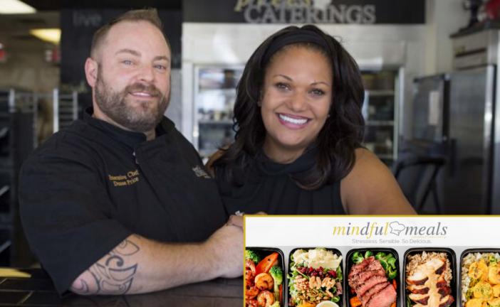 Lewisville catering biz focuses on delivering sensible meals