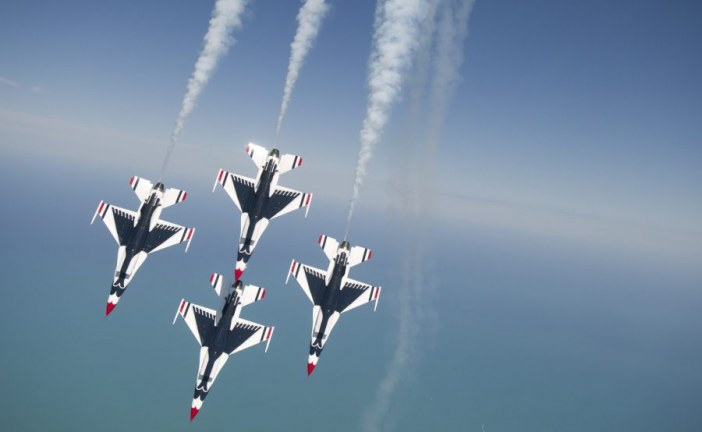 Alliance Air Show named best air show in USA TODAY awards