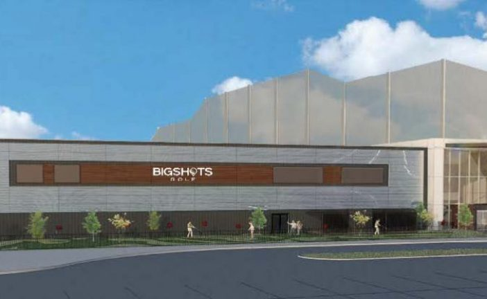 BigShots Golf Center coming this fall to southern Denton County