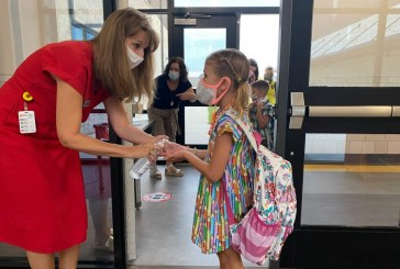Argyle ISD welcomes students back to school