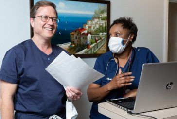 Local doctor bringing vitality back for his patients