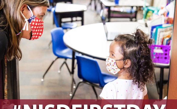 Northwest ISD returns to in-person learning
