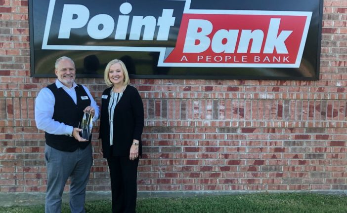 PointBank recognized by Mastercard for community support