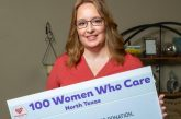 100 Women Who Care prove power in numbers