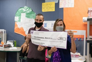 LISD Foundation awards $100k in teacher grants