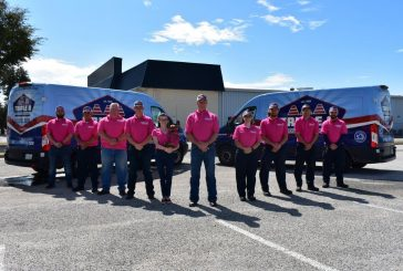 Partners in comfort for the cure