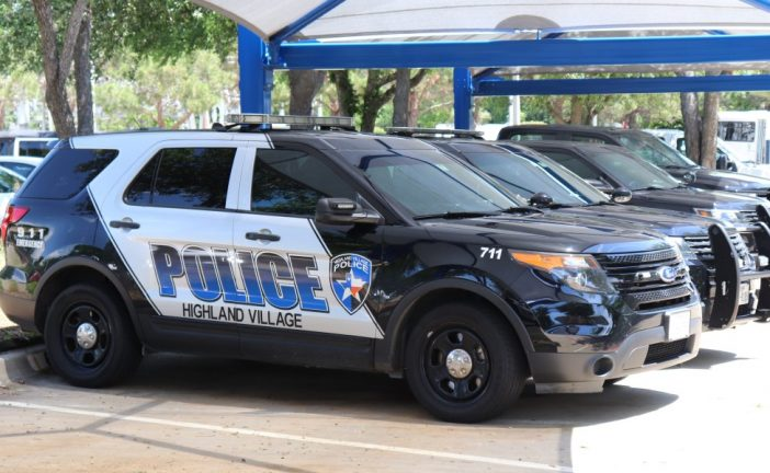 Highland Village Police Blotter — November 2020