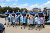 FMPD Bike Unit raising funds for gifts for Cook Children's patients