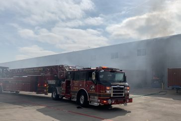 Flower Mound firefighters extinguish fires at businesses