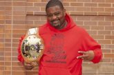 Former pro wrestler preaches anti-bullying message