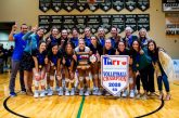 Liberty volleyball takes state