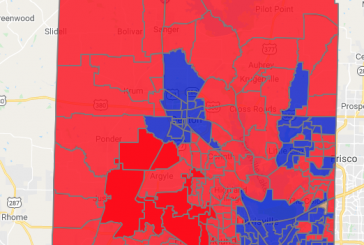 Southern Denton County voted overwhelmingly for Trump, Cornyn