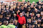 Argyle football coach reflects on perfect season