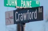 Lane closure to begin Monday on Crawford Road